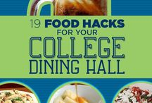 because dining hall food