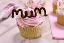 Mother's Day Baking Ideas / What better gift for Mother's Day than some lovely baking. Have a look at our board for some inspiration