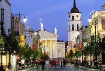 Vilnius, Lithuania #5 - Europe-Tour 2015 / Vilnius, Lithuania, Reisen, Travel, Europe, Europa, Europe-Tour