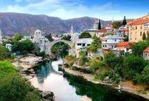 Sarajevo,  Bosnia and Herzegovina / Sarajevo,  Bosnia and Herzegovina, Travel, Reisen, Europa, Europe