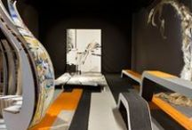 """EFÍMERO 04_Casa Decor 2015 / Espacio desarrollado para la exposición de interiorismo y arquitectura CASA DECOR 2015, realizado por Mina Bringas en colaboración con la artista Marta Maldonado. Título: """"La hoja en blanco"""" / """"Cuida de mí"""" ( para Aldeas infantiles)"""