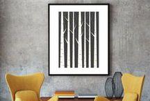 FLATOWL's prints on Etsy