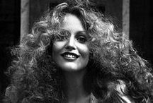 Jerry Hall / by Katia Rapp / GOLDYMAMA