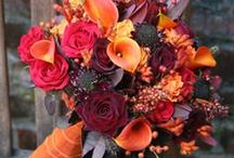 Wedding flowers/Centrepieces