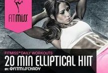 Gym Workout / 'Eliptical, treadmill and all those gadgets you don't have at home' workouts