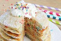 Pancake Decorating Ideas