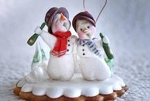Porcelana fria Natal