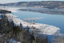 A Caper Winter / Cape Breton is home to some of the most spectacular winters Canada has to offer. There's so much to do here at this time of year! Don't miss out on the beauty and fun of a Caper winter...