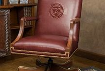 Other College Chairs Around The World / There are thousands of colleges and universities around the world.  So many are represented by chairs of al types of design, materials, and construction.   Let's look at some great chairs!