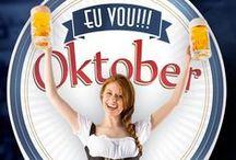 Contagem regressiva! / Estamos ansiosos para a chegada da 31ª edição da #Oktoberfest em Blumenau. Você também está contando as horas? Vem com a gente! :)