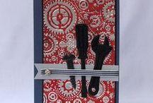 CM barvy: metalické, třpytivé. Cards with glitters, sequins, metalic folie. / Ukázky ke knize J. Ščerbové Cardmaking - barvy, tvary, styly. Grada Publishing 2016.