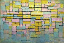 Kunst: Mondriaan