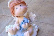 porcelana fria anjos