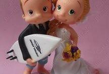 porcelana fria noivos