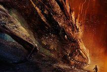 Middle-earth / Alles van de hobbit en lord of the rings / by Arjan Steenbekkers