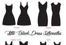 Little Black Dresses / You an never go wrong with a little black dress!