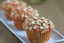Muffins / Všechno, co aspoň z dálky připomíná sladký muffin