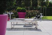 Tuinontwerp / Garden design / Ontwerp van structuren en lijnenspel in tuinen