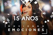 15 Años Moviendo Emociones / ¡Cali Exposhow, 15 años moviendo emociones! #CaliExposhow