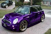 Mini Cooper / I do own one of these. <3