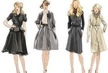 dresses / stylish and classic