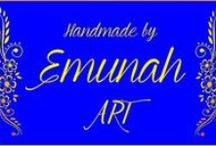 #Emunah Arts / All designs created by Emunah Art.. (Pieter Schumyn & Masha Joubert)
