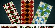 What's New for FBQ? / These items are the latest and greatest creations from Michele Crawford for Flower Box Quilts.
