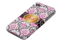 Iphone covers with french flair / by Lena Aycaguer