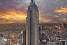 American City Skyscapes / by Lena Aycaguer