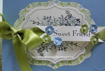 stampin up / by Kathy Jones