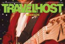 TRAVELHOST of Branson / #1 Travel & Destination Magazine for Branson Missouri / by TravelHost