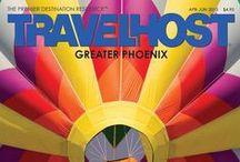 TRAVELHOST of Phoenix / #1 Travel & Destination Magazine for Phoenix Arizona / by TravelHost