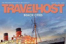 TRAVELHOST of Beach Cities / #1 Travel & Destination Magazine for Long Beach & South Bay California / by TravelHost