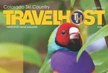 TRAVELHOST of Colorado Ski Country / #1 Travel & Destination Magazine in Colorado Ski Country  / by TravelHost