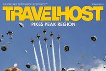 TRAVELHOST of Pikes Peak Region / #1 Travel & Destination Magazine in the Pikes Peak Region of Colorado / by TravelHost