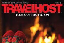 TRAVELHOST of Four Corners / #1 Travel & Destination Magazine for Four Corners Colorado / by TravelHost