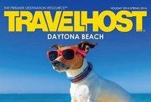 TRAVELHOST of Daytona Beach / #1 Travel & Destination Magazine for Daytona Beach Florida / by TravelHost