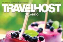 TRAVELHOST of Orlando / #1 Travel & Destination Magazine for Orlando Florida / by TravelHost