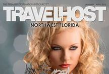 TRAVELHOST of Northwest Florida / #1 Travel & Destination Magazine for Northwest Florida / by TravelHost