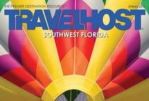 TRAVELHOST of Southwest Florida / #1 Travel & Destination Magazine for Southwest Florida / by TravelHost