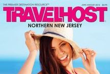 TRAVELHOST of Northern New Jersey / #1 Travel & Destination Magazine for Northern New Jersey / by TravelHost