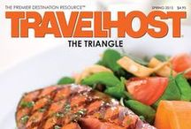 TRAVELHOST of Raleigh/Durham / #1 Travel & Destination Magazine for Raleigh/Durham North Carolina / by TravelHost