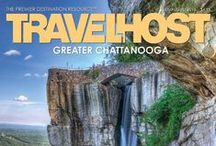 TRAVELHOST of Chattanooga / #1 Travel & Destination Magazine for Chattanooga Tennessee / by TravelHost