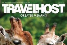 TRAVELHOST of Memphis / #1 Travel & Destination Magazine for Memphis Tennessee / by TravelHost