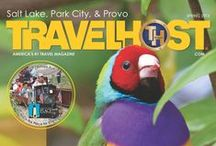 TRAVELHOST of Salt Lake City / #1 Travel & Destination Magazine for Salt Lake City Utah / by TravelHost