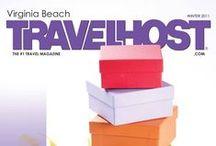 TRAVELHOST of Virginia Beach / #1 Travel & Destination Magazine for Virginia Beach Virginia / by TravelHost