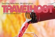 TRAVELHOST of Seattle / #1 Travel & Destination Magazine for Seattle Washington / by TravelHost