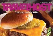 TRAVELHOST of Central Wisconsin / #1 Travel & Destination Magazine for Central Wisconsin / by TravelHost