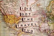 Travel junkie / When traveling the world is your biggest dream <3