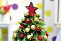 Christmas / Christmas! Christmas recipes, crafts, decorations, foods, and gift ideas. / by Marisela Mungia